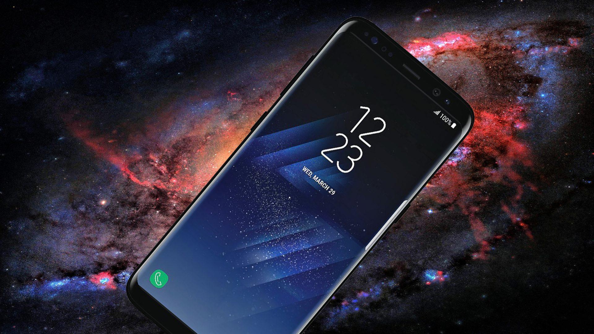 Galaxy Note S8 Portada