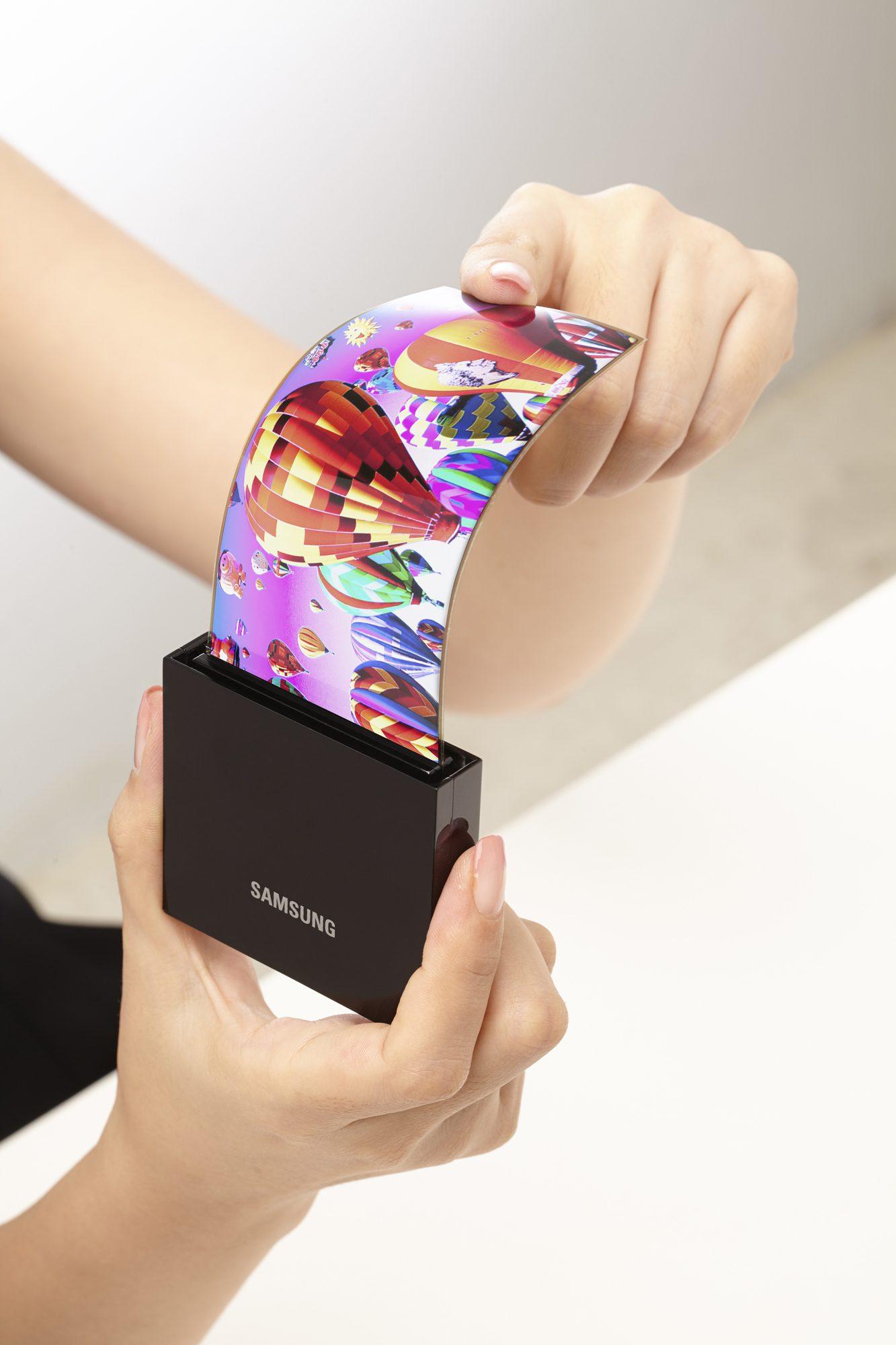 Flexible AMOLED Display   3  Samsung Display