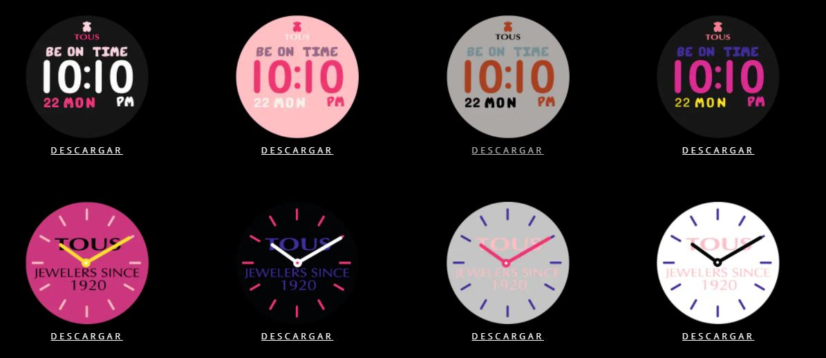 Galaxy Watch TOUS by Samsung