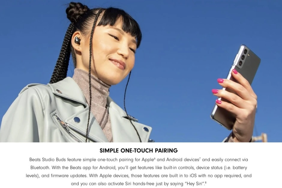 comercial de Apple usando a samsung universosamsung